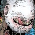Woah this issue REALLY lives up to the Dark title, the Upside Down Man is the perfect bad guy.