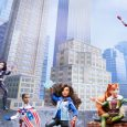 Hasbro is teaming up with Marvel and Disney to launch MARVEL RISING, a new line of Marvel toys inspired by the entertainment. This dynamic line includes 11-inch scale dolls and […]