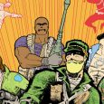 Indie Comics Auteur Writes and Draws America's Daring, Highly-Trained Special Mission Force