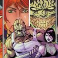 Dynamite Entertainment to Publish Cross-Over This December