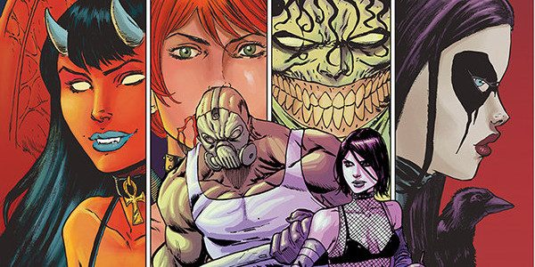 Dynamite Entertainment to Publish Cross-Over This December Dynamite Entertainment announces a major crossover event asTim Seeley returns to his beloved creations to pit them against the world's greatest horror universe […]
