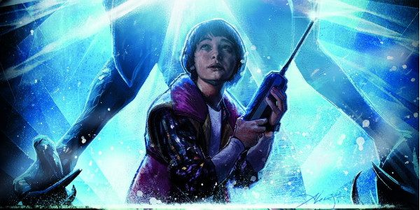 Who doesn't LOVE Stranger things? a comic was the next logical step for this phenomenon of a programme to cross into. When I read about a stranger things comic I […]