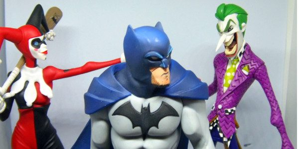 Batsie Batsie Batsie! Inspired by the comic convention, DC Artists Alley is a limited edition vinyl statues based on the artist's interpretation of the character. This set created by Nooligan […]