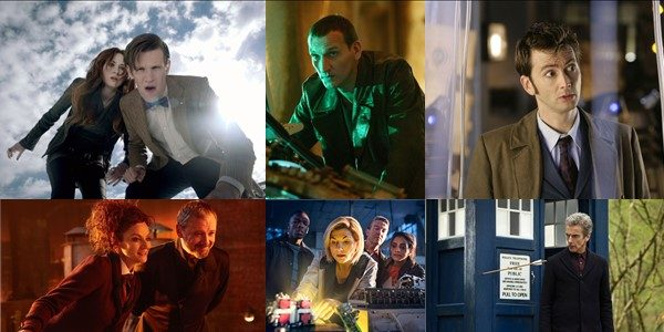 """Building to the groundbreaking debut of Jodie Whittaker's Doctor on Sunday October 7th, BBC AMERICA will travel through time to bring back ALL of Doctor Who's modern era. """"13 Days […]"""