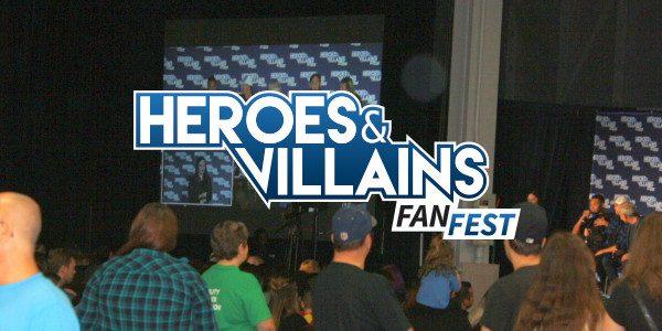 Heroes & Villains Fan Fest makes a triumphantreturn to New Jersey!