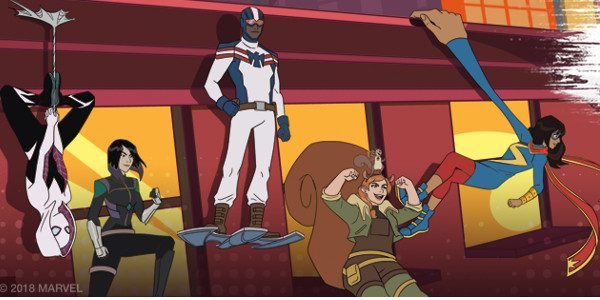 So, I happened to check out some YouTube channels and happen to see Marvel Rising: Initiation. So, what is this new show? Is it canon? And who are the stars […]