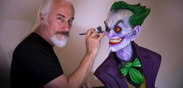 What happens when you bring one of the most highly regarded special effects makeup artists together with one of comics' most terrifying super-villains? You get the frightening and absolutely spectacular DC […]