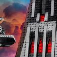 Today, the LEGO Group is unveiling a brand new LEGO® Star Wars™ Darth Vader's Castle set.
