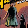 If you want a creepy treat, treat yourself to a read of the new Black Hammer Library Edition, Volume 1. It's from Dark Horse.