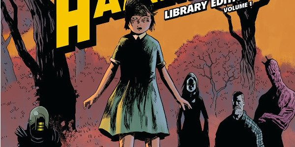 If you want a creepy treat, treat yourself to a read of the new Black Hammer Library Edition, Volume 1. It's from Dark Horse. This edition collects and reprints the […]