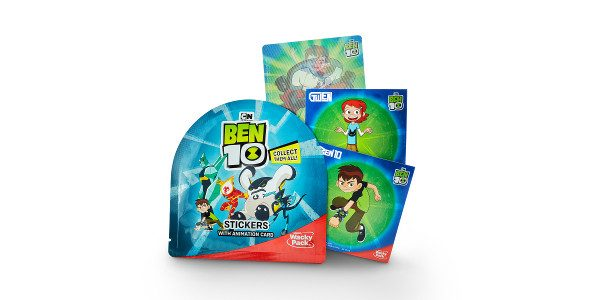 Ben 10 Toys Included in Wacky Pack® Kids Meals from Select SONIC Drive-In Restaurants It's hero time! Cartoon Network Enterprises today announced a new partnership with SONIC Drive-In for its […]