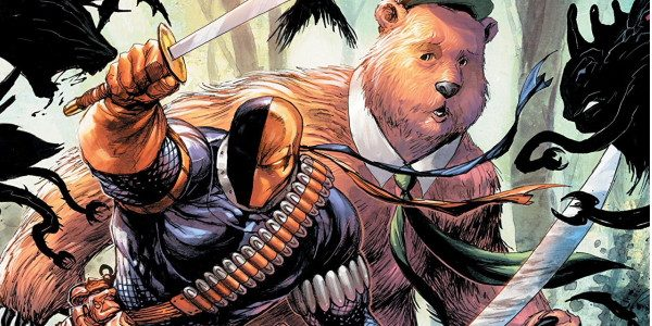 I love a DC crossover, it's always fascinating to see two comics mashed together and work when they really shouldn't! Deathstroke and Yogi Bear could not be further apart if […]