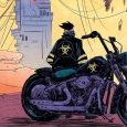 Dark Horse Comics releases a cyberpunk kind of comic of Death Orb on its first issue.