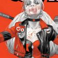 Harley is still cleaning up her continuity catastrophe now Captain Triumph knows she is to blame for his predicament.