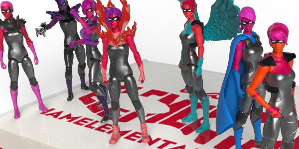 Award-Winning Courage and Wisdom Superheroes Inspire Imaginative Play As the holidays approach,IAmElemental, the toy company that pioneered strong, healthy female action figures, has issued limited-edition gift sets of its award-winning […]