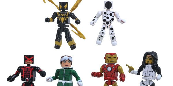 For 15 years, and over nearly 400 characters, Marvel Minimates have been building the Marvel Universe one assortment at a time. But one assortment of characters was nearly lost forever! […]