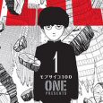 Dark Horse Comics brings you a Japanese graphic novel that focuses on one kid which is Mob Psycho 100 on its first volume.