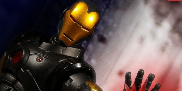The One:12 Collective Iron Man: Armor Model 42 Edition features a light-up function that illuminates Iron Man's arc reactor, the source of his power. Designed with real metal components, the […]