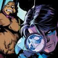 Nightwing is in Hollywood to meet up with a special mysterious client.