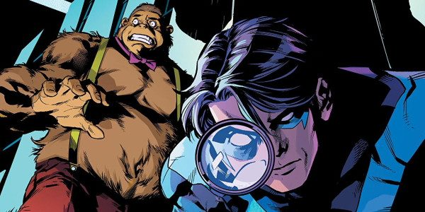 Nightwing is in Hollywood to meet up with a special mysterious client. As the title may suggest its Magilla Gorilla he is meeting and boy has he made it big […]