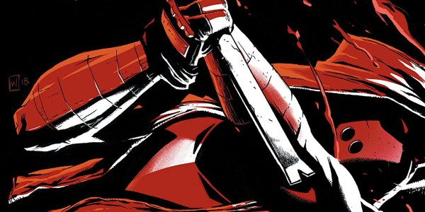 Jason is continuing his search for the Underlife but a visitor has some shocking news I'm loving Red Hood right now, he is brutal, this issue he tears apart a […]