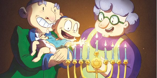 It's Time To Save The Holiday Season in November 2018 BOOM! Studios today unveiled a first look at RUGRATS: C IS FOR CHANUKAH #1, an oversized one-shot available in comic shops […]