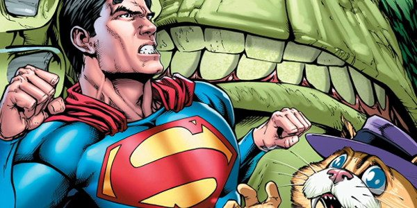 DC Comics is working with Hanna-Barbera again, teaming DC characters with classic cartoon favorites. Superman and Top Cat join forces in one adventure this month. Top Cat, star of his […]