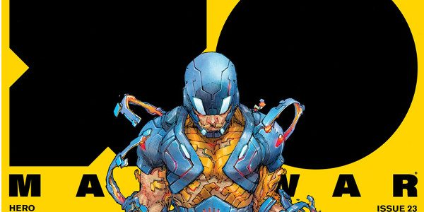As first revealed at Comicon.com, Valiant is proud to present your first look at X-O MANOWAR (2017) #23 – the start of a brand-new story arc and new jumping-on point, […]