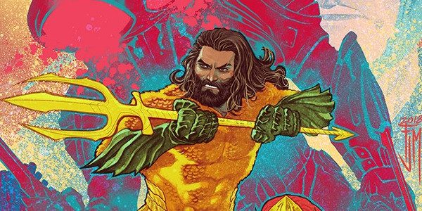 November's six-issue JUSTICE LEAGUE/AQUAMAN: DROWNED EARTH event pits the Justice League against a race of ancient and long-forgotten sea gods and an army of alien mercenaries, reveal shocking secrets about Arthur Curry's […]