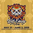 Inaugural Con Launches in New Orleans, June 1-2, 2019