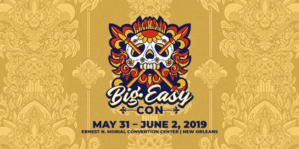 Inaugural Con Launches in New Orleans, June 1-2, 2019 From the creators behind Awesome Con and Rose City Comic Con, Big Easy Con, New Orleans' newest pop culture convention is […]