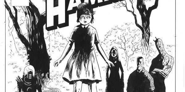 Dark Horse presents a special first issue director's cut edition in black and white Since its debut in 2016, Jeff Lemire and Dean Ormston's Black Hammer has taken the world by storm […]