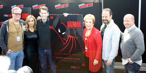 I had a chance to sit down the with the cast and executive producers of Batman: The Animated Series, which has been remastered for Blu-ray. Bruce Timm – Producer  Eric Radomski – […]