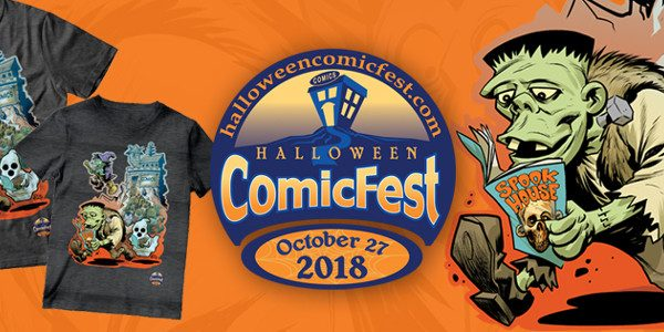 Comic and pop-culture fans are encouraged to visit their local comic shop on Saturday, October 27th for free comics and to participate in fun-filled Halloween activities! On Saturday, October 27, […]