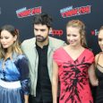 The cast of The Gifted swung by New York Comic Con, and we got a chance to ask them some questions!