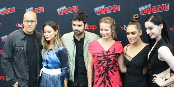 The cast of The Gifted swung by New York Comic Con, and we got a chance to ask them some questions! Amy Acker & Coby Bell – Caitlin Strucker & […]