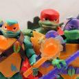 Playmates brings us the latest incarnationof the Teenage Mutant Ninja Turtles!
