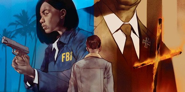 Former FBI agent Richard Wright will go deep-undercover in the brand-new AMERICAN CARNAGE A new, original series begins today from writer Bryan Edward hill (Ash Vs. Evil Dead, Titans, Postal)  […]