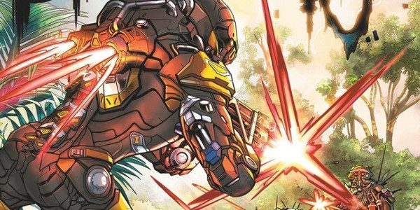 Mac Walters and Alexander Freed expand Anthem's canon in new comics series this February! In July, Dark Horse Books and BioWare announced they had formed an Anthem publishing program, beginning […]