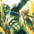 Everything has lead up to this! As the last of the Justice League fend off the strange tides of the Ocean Lord's, Black Manta now imbued with Aquaman's powers makes […]
