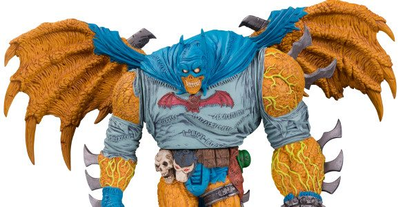 Groman's Unique Takes on Batman, Killer Croc, The Joker and Two-Face Will Hit Stores in October 2019 Hours before the DesignerCon 2018 show floor opens, superstar designer toy artist James […]