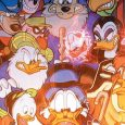 From IDW comes Disney Afternoon Giant, consisting of two continued stories: DuckTales: Rightful Owners Part 1, starts off.
