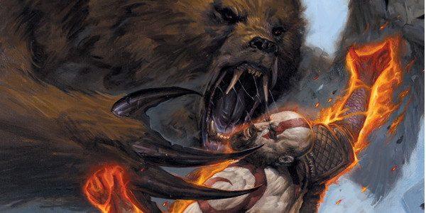 Comic Review: God of War #1 (Dark Horse)