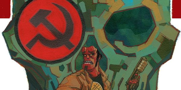 There's a new Hellboy title launching this week: It's Hellboy and the BPRD, from Dark Horse. It's 1956, hence the title. The US State Department is requesting some help from […]