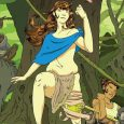A jungle-dwelling woman discovers a demon growing in the front of her leg. There's quite an adventure to be had, trying to get it out! Mirenda, the trade book released […]