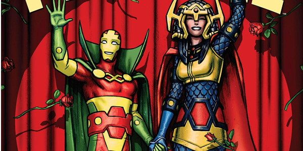 With the new issue of Mister Miracle, DC ends the twelve issue run. And what a run it has been. Mister Miracle, the title originally conceived by the late Jack […]