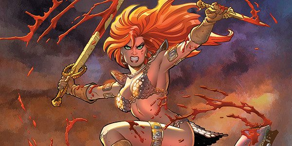 Dynamite Entertainment's Newest Ongoing Series Launches February 2019 Dynamite Entertainment today announced plans to launch a brand new ongoing Red Sonja series as Eisner-nominated author Mark Russell (The Flintstones) and artist Mirko Colak […]