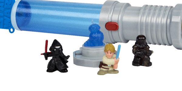 Hasbro revealed a new item in the Star Wars Micro Force line just in time for the holidays! Micro Force WOW! is a blind surprise that includes 4 squishable small-scale […]