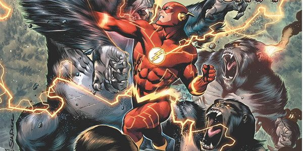 In light of recent events with new forces springing into existence beyond just the Speed Force, Barry Allen finally acknowledges that he is no longer the fastest man alive. Understanding […]