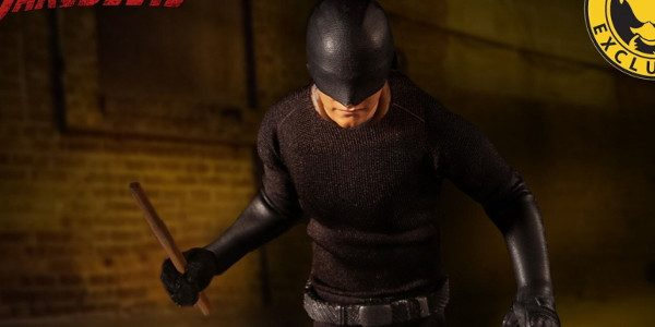 The One:12 Collective Daredevil – Vigilante Edition captures Matt Murdock at the beginning of his heroic journey as he upholds justice in Hell's Kitchen, as portrayed by Charlie Cox. Outfitted […]
